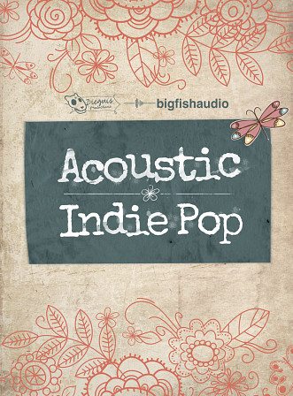 Acoustic Indie Pop - 11.3 GB of contemporary songwriting styles