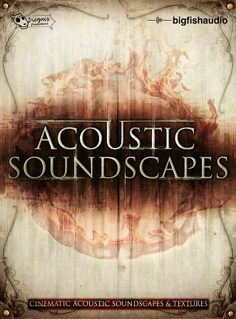 Acoustic Soundscapes - Cinematic acoustic soundscapes and textures