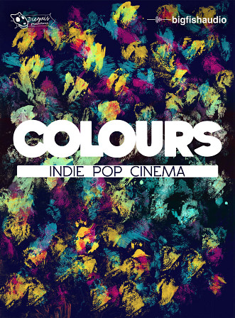Colours - Indie, Cinematic, and Pop styles