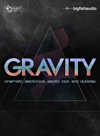 Gravity - Cinematic Electronica, Electro Rock and Dubstep styles