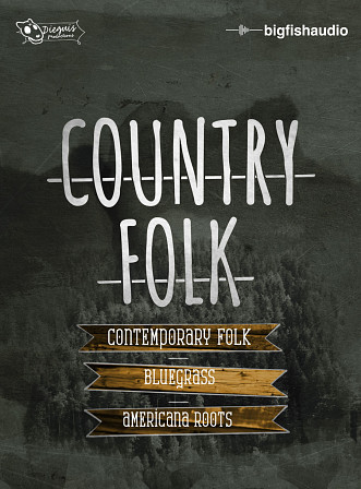 Country Folk - Contemporary Folk, Bluegrass, and Americana Roots