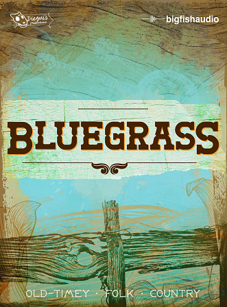 Bluegrass - Old-Timey, Folk and Bluegrass Country Styles