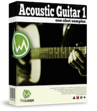 Acoustic Guitar Shots 1 product image