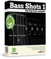 Hip Hop Bass Shots 1 product image