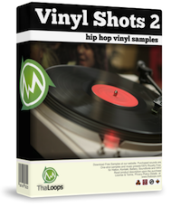 Vinyl Shots 2 - Add analog warmth to your productions