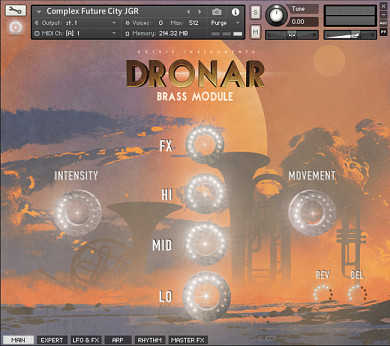 Dronar Brass product image