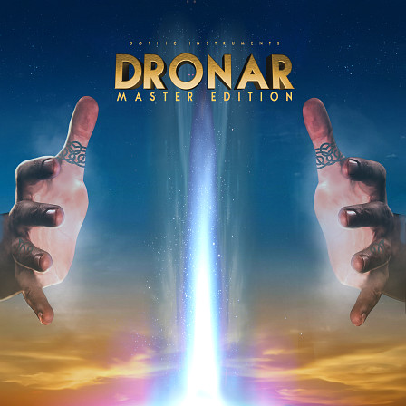Dronar Master Edition - Effortlessly create atmospheres and soundscapes for all types of moods & themes