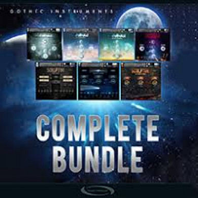 Gothic Instruments Complete BUNDLE  product image