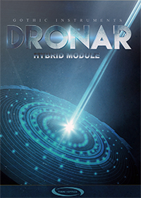 Dronar Hybrid Module - Revolutionary atmospheric sounds generator for Kontakt