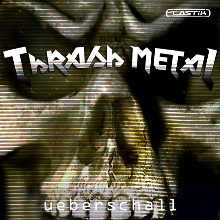 Thrash Metal - 956 loops and samples of in-your-face metal