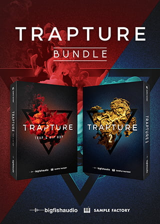 Trapture Bundle - Two modern construction kit kings bundled to deliver you solid Trap foundations