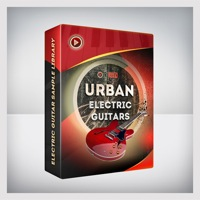 Urban Electric Guitar Sample Library Vol.1, The product image