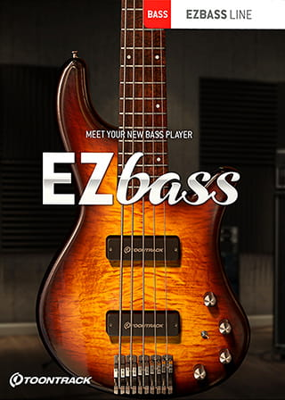 EZBass - Meet your new bass player!