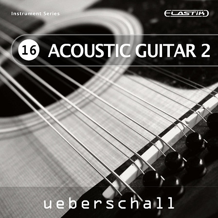 Acoustic Guitar 2 - Production-ready acoustic guitar loops