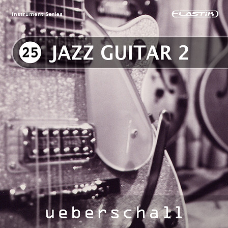 Jazz Guitar 2 - A high-class collection of electric guitar lead lines