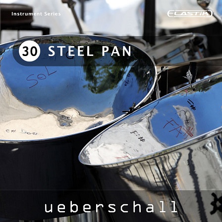 Steel Pan - Conjure sounds of the Caribbean with Ueberschall's new Steel Pan Drum!