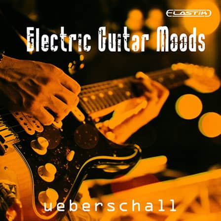 Electric Guitar Moods - Mellow Fingerpicked Phrases