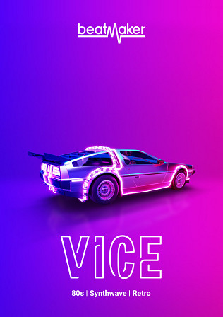 Vice - '80s drums for the 21st century