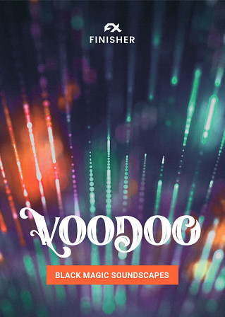 Voodoo - Creative guitar effects like no other