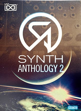 Synth Anthology 2 - An incredible collection of individually sculpted hardware synthesizer sounds