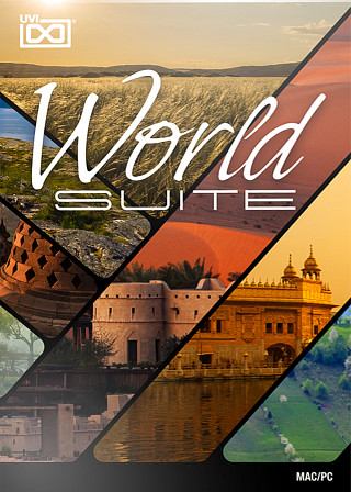 World Suite - Years of musical culture from every major continent & ethnic tradition