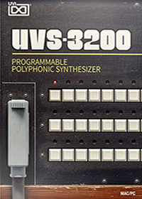 UVS-3200 Synth/Electronic Instrument