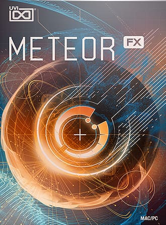 Meteor - Create rich and immersive cinematic sound effects for film, games, and more