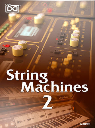 String Machines 2 - Warm Vintage Sounds Revived