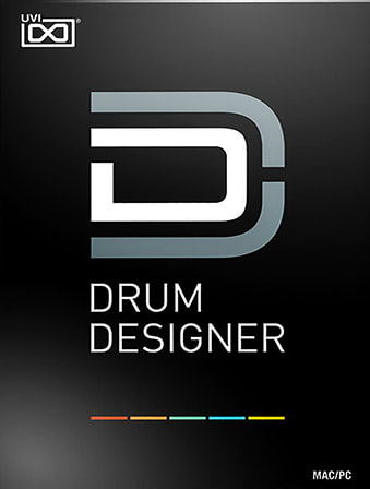 Drum Designer - Delivering unmatched flexibility and sound design potential
