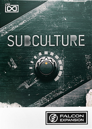 Falcon Expansion: Subculture - Expand Falcon with 110 subs, stabs, atmospheres, FX and more