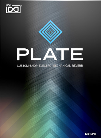 Plate - CUSTOM-SHOP ELECTRO-MECHANICAL REVERB