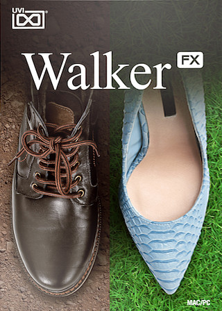 Walker - Realistic and customizable footstep sounds for film, video and post-production