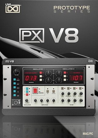 PX V8 - 8-Voice Analog Powerhouse