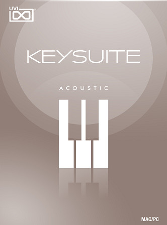Key Suite Acoustic - The most complete acoustic keyboard instrument collection available