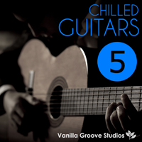 Chilled Guitars Vol.5 - 45 sweet and somber guitar loops ranging from 77 to 140 BPM