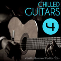 Chilled Guitars Vol.4 - 89 sweet and somber guitar loops ranging from 68 to 140 BPM in 5 easy kits