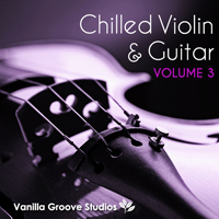 Chilled Violin and Guitar Vol.3 product image