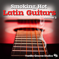 Smoking Hot Latin Guitars Vol 2