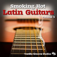 Smoking Hot Latin Guitars Vol.3 product image