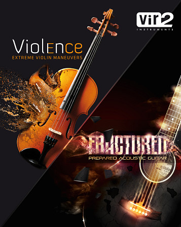 Violence Fractured Bundle - Two incredible Vir2 instruments at an incredible price
