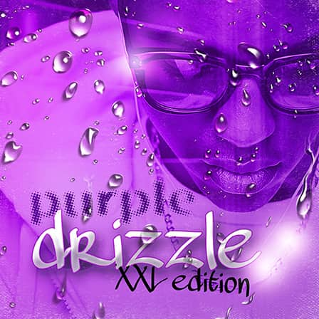 Purple Drizzle XXL product image