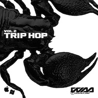 Trip Hop Vol.2 - A beautiful and rare collection, an essential for producers worldwide