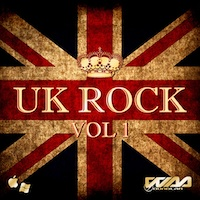 UK Rock - A true help for producers and a proof of quality to enhance your tracks