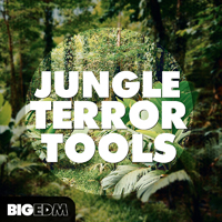 Jungle Terror Tools - Music that will destroy any club and drive the people mad