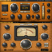 H-Delay Hybrid Delay - Old school PCM42-style effects like filtering, flanging, and phasing