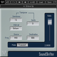 SoundShifter product image