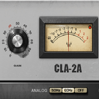 CLA-2A Compressor / Limiter - CLA-2A emulates the original's smooth, frequency-dependent behaviors