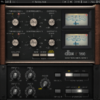 dbx® 160 Compressor / Limiter - dbx® 160 stands tall, boasting a very clean sound with minimum THD