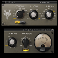 V-EQ3 - It's never been easier to achieve the rich classic sound of the '60s and '70s