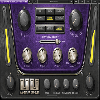 Manny Marroquin Reverb - Six different reverbs, with three different room sizes for each